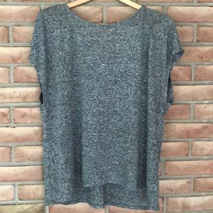 Gap size XL short sleeved, gray tee